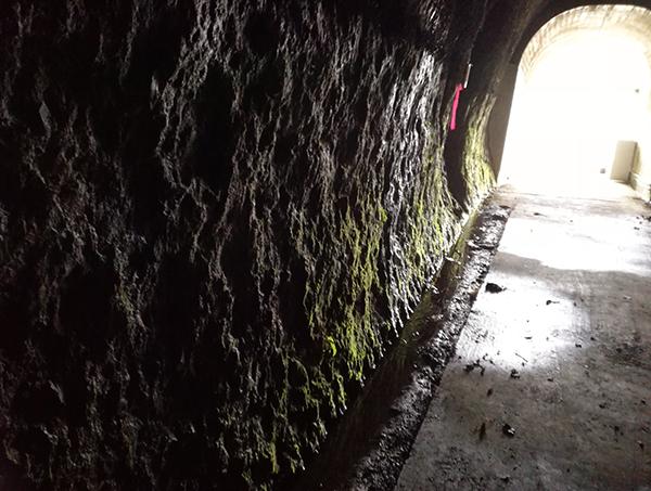 中山隧道水路