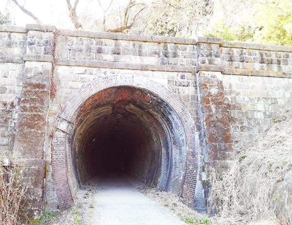 アプトの道 第一号トンネル