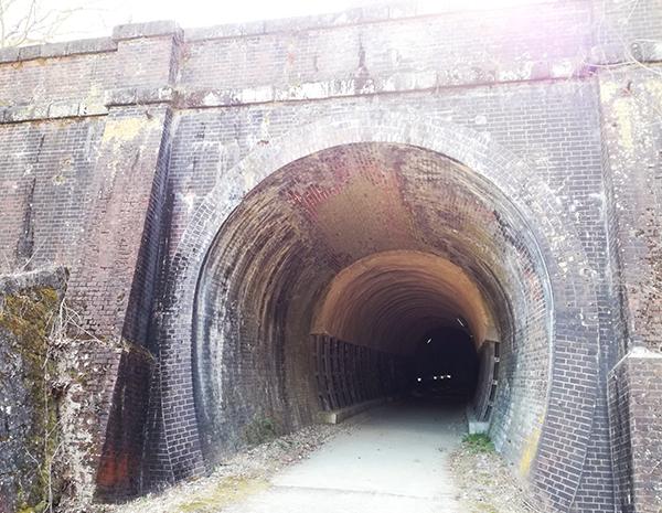 アプトの道 第二号トンネル