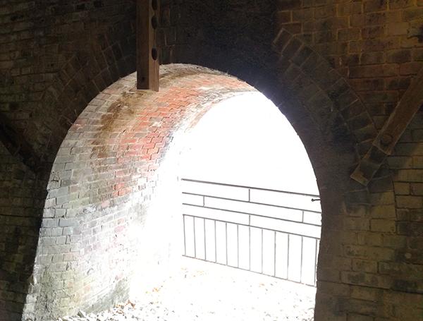 アプトの道 第六号トンネル