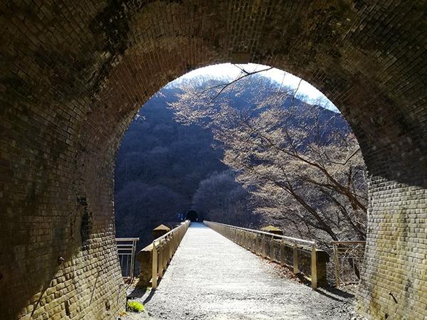 アプトの道 トンネル 隧道