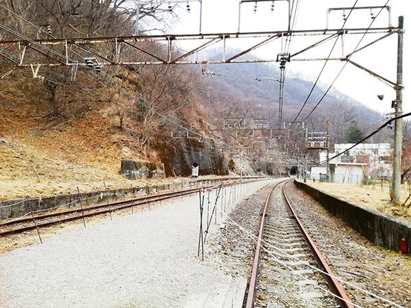 アプトの道 熊ノ平駅
