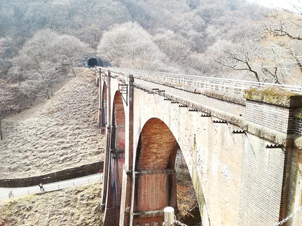 アプトの道 めがね橋 橋梁