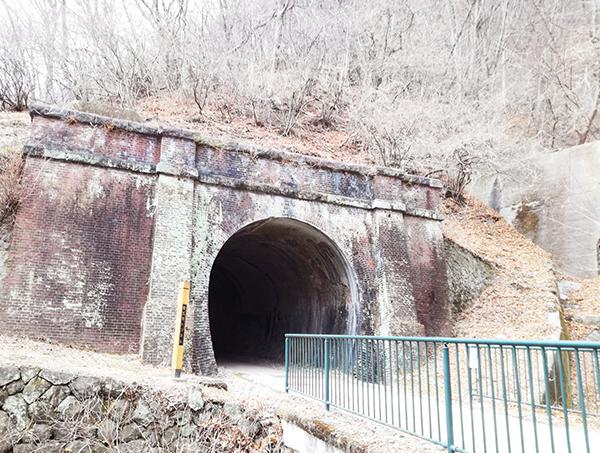 アプトの道 第五号トンネル