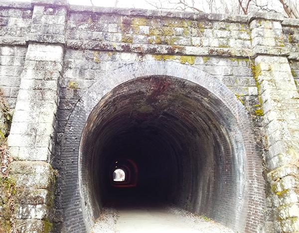 アプトの道 第四号トンネル