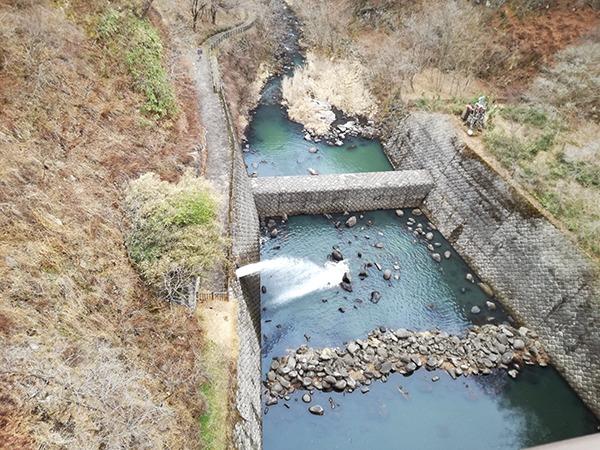 碓氷湖 坂本ダム