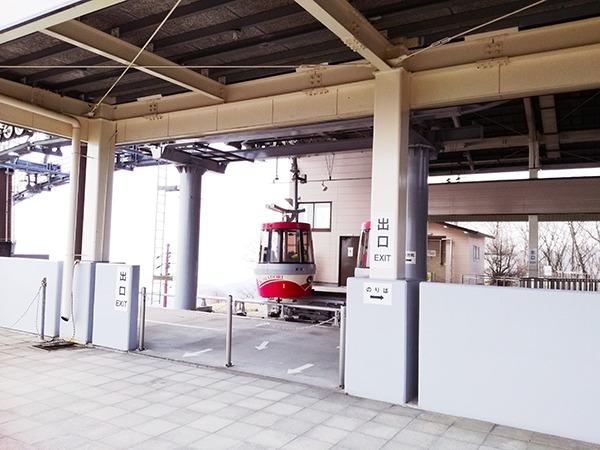 榛名富士山頂駅