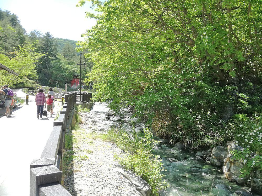 西の河原公園