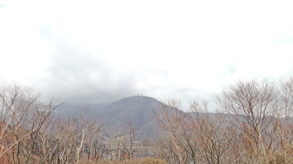御黒檜大神からの景色