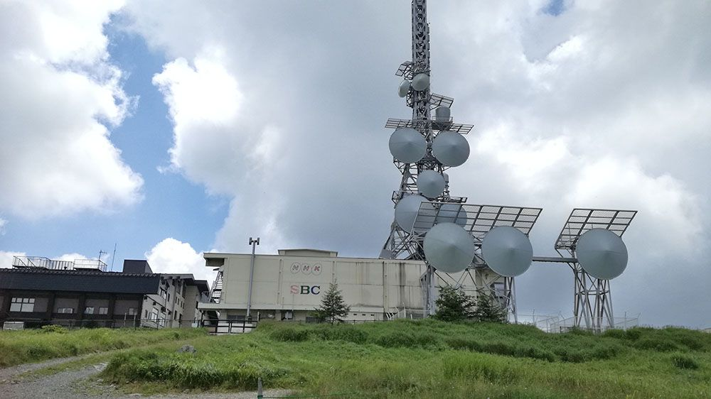 SBSの電波塔