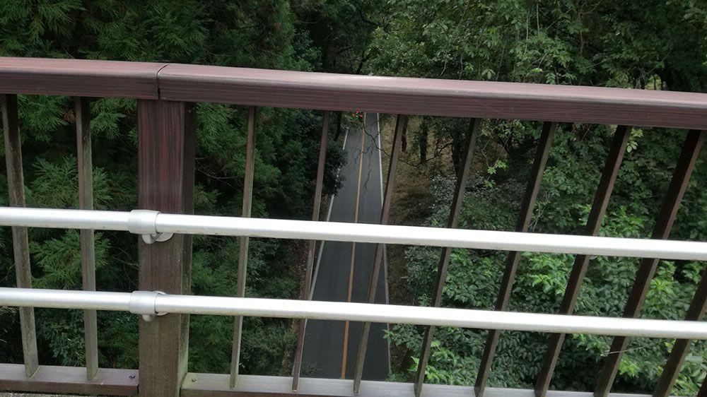 金山の御城橋